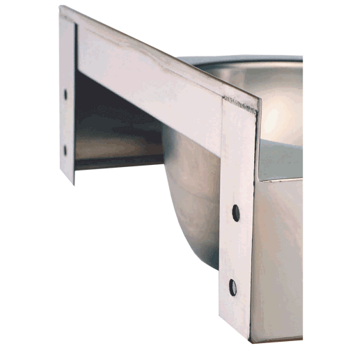 ... stainless steel basins Wall hung basin Industrial commercial basin