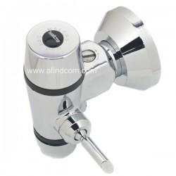 Walcro 550 toilet flush-valve adjustable flow control