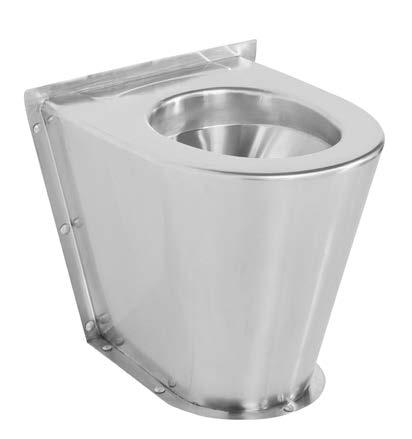 Vandal Resistant Toilets
