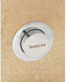 Walcro 103LCXP concealed flush valve button for duct installations