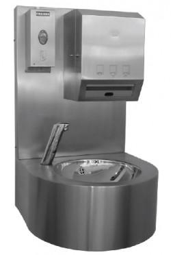 hospital ward basin accessories