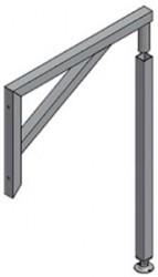 Table feet option cantiliver bracket 352664 - 2120026