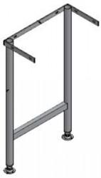 Table feet options 40mm round feet 352658 - 2120023