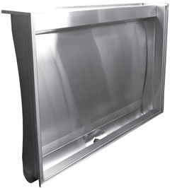 wall urinal stainless steel supplier manufacture south africa exporter