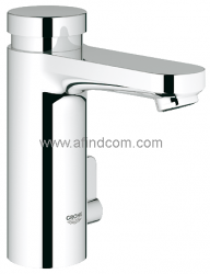 metered pillar tap thermostatic hot cold setting