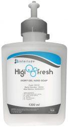 gel factory soap fragrant bulk 5L bottle