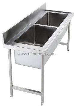 double-bowl-pot-sink-stainless-steel