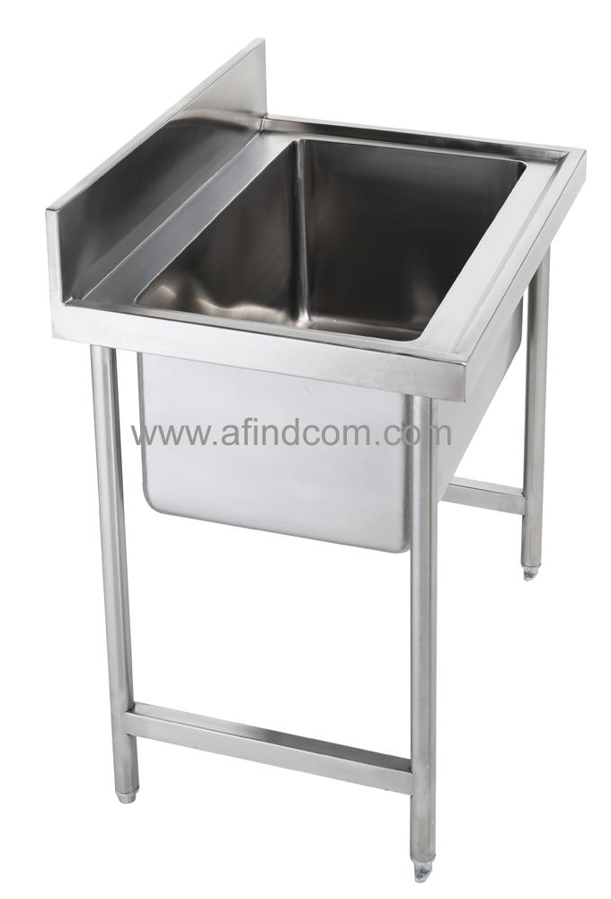 single-bowl-pot-sink