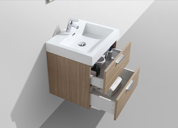 affordable compact bathroom vanity drawers two modern - Bathroom Cabinets Cape Town