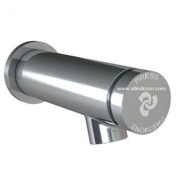 Cobra CO-KM066WT-114 water saving wall mounted metered bib tap