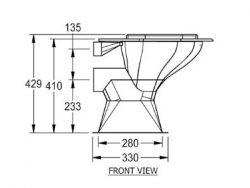 hcl-pedestal-wc-pan-diagram-side