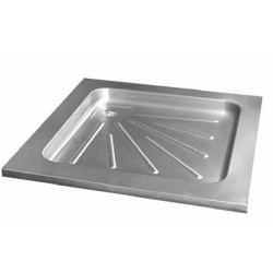 Franke shower tray stainless steel