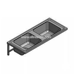 sirx002-wash-trough-wall-mount-gallows-brackets-wall-hung