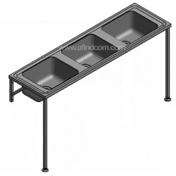 sirx003-wash-trough-with-gallows-brackets
