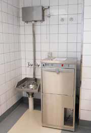 slop hopper basin combination franke high level cistern