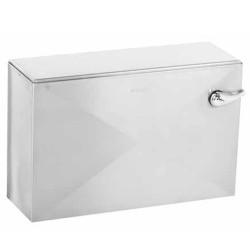 Franke stainless steel cistern