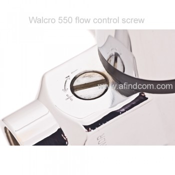 Walcro 550 flow control screw
