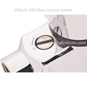 Walcro 550 flow control screw