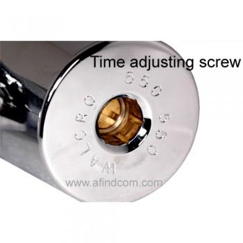 walcro 550 time adjusting screw