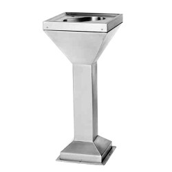 franke drinking fountain stainless steel 2610001 352250