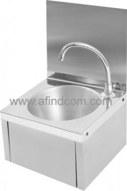 hands free wash basin