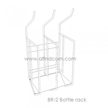 BR-2 Bottle Rack