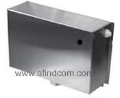 Grade 304 stainless steel cistern shell botswana zambia