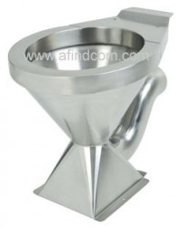 Stainless steel toilet vandal proof grade 304