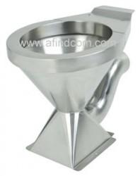 Stainless steel toilet vandal proof grade 304