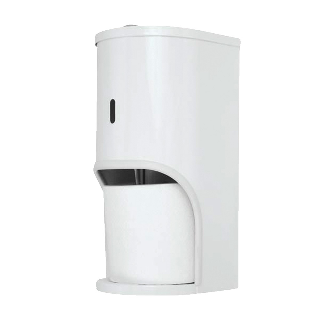2 Roll Toilet Paper Dispenser