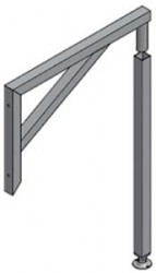 Table feet option bracket 2120035