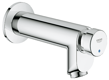 Wall Mounted Metered Self Closing Bib Tap 36266000
