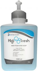 industrial refill high foam soap