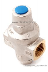 Pressure regulating valve - Tap and valve protector
