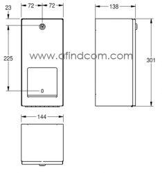 franke rodx672 diagram