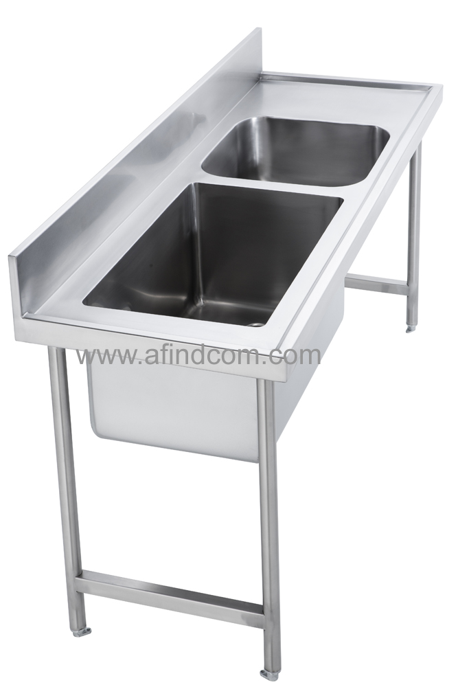 Fixing Options For Catering Sinks And Tables Gallows
