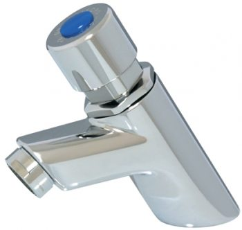 deck mounted tap for drip sinks