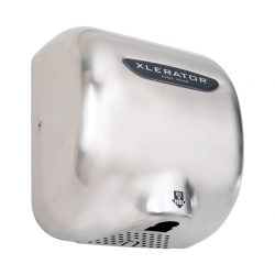 Xlerator stainless steel hands free dryer