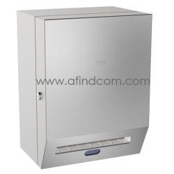 franke rodx630 sensor hands free paper towel dispenser stainless steel