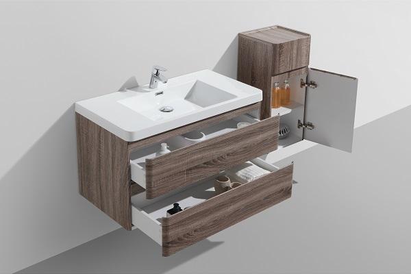 Bathroom Vanities Bathroom Cabinets With Basin Small Guest Toilet Vanity