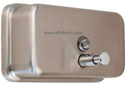 stainless steel hand soap dispenser industrial supplier
