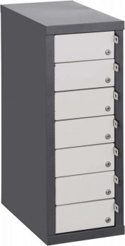 tablet cell phone security locker