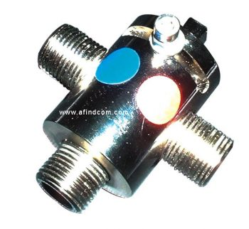 mechanical mixing device hot cold water basins zambia