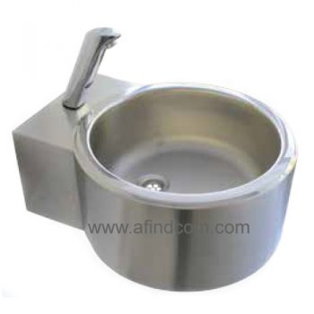 wall mounted drinking fountain stainless steel