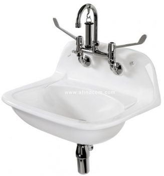 hygia vaal 703600 medical basin ceramic