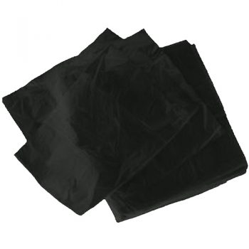 black wall bin waste bags