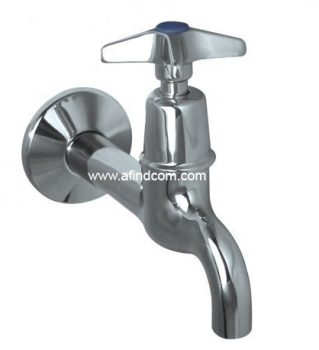 CO-206EXT-15 Cobra Star extended bib tap 15mm