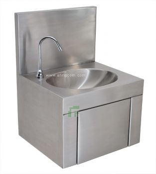 hands free knee operated hand wash basin supplier africa