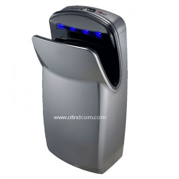 vmax vertcal high speed vertical hand dryer electric club washroom