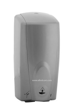 sensor operated hands free soap dispenser wall mounted